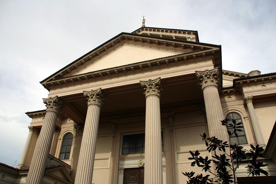 Neoclassicismo architettura for Nuova architettura in inghilterra