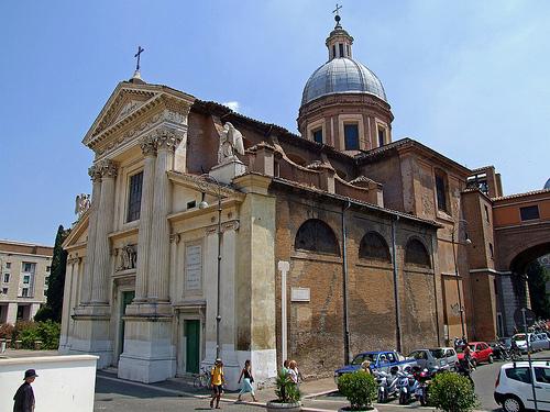 Neoclassicismo architettura giuseppe valadier facciata for Di giuseppe arredamenti roma