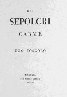 SEPOLCRI FOSCOLO EPUB DOWNLOAD
