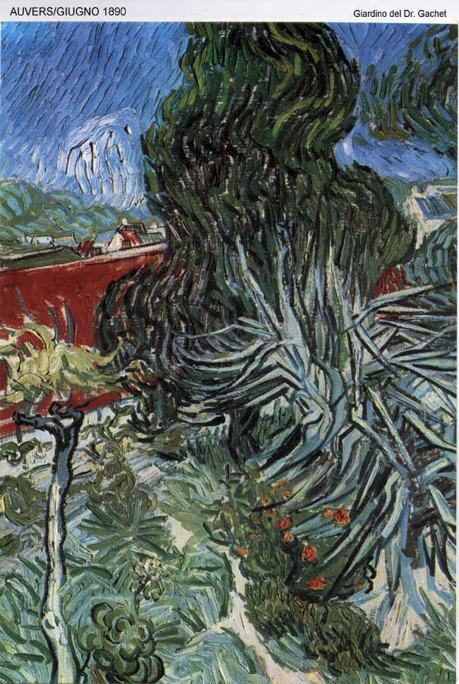 Vincent Van Gogh Opere 1890 Auvers