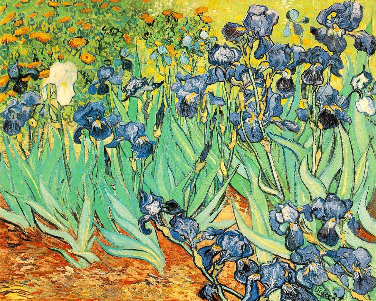 Vincent Van Gogh Opere Wallpapers