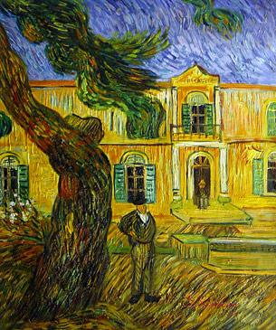 Hotel Van Gogh St Remy