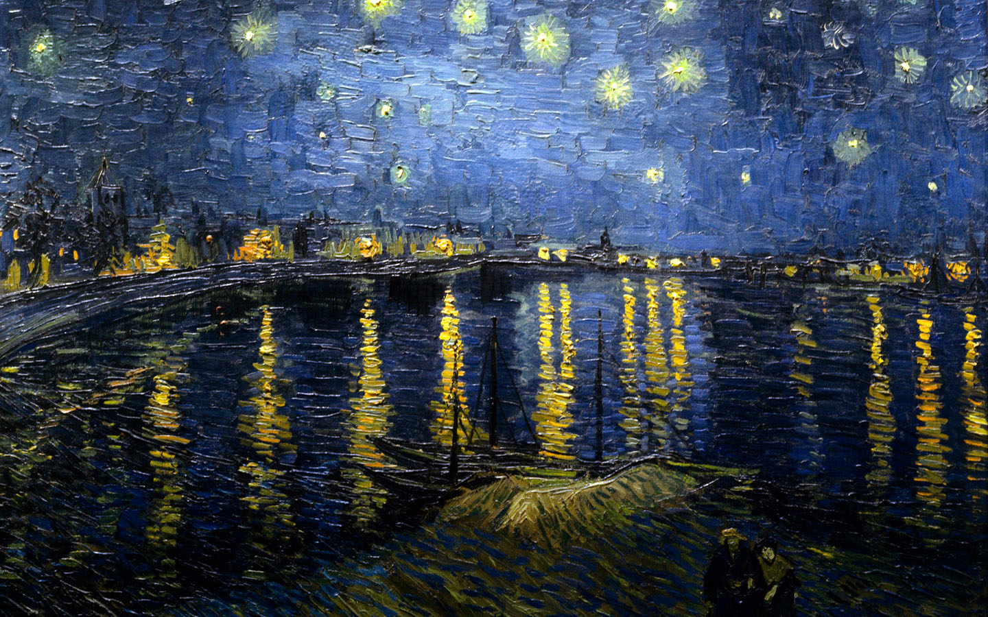 Vincent Van Gogh Opere Wallpapers